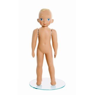 Flexible Kinderfigur Maurice 9 Monate weiß