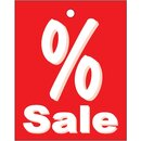 Aktionsetiketten -% Sale-