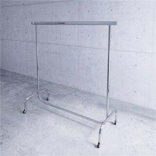kleiderst nder garderobenst nder mit 80mm rollen g nstig bei vertex 38 61. Black Bedroom Furniture Sets. Home Design Ideas
